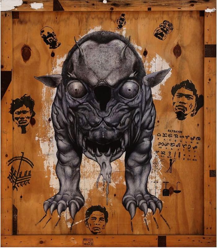 Artis: Florence Jose M. Cinco