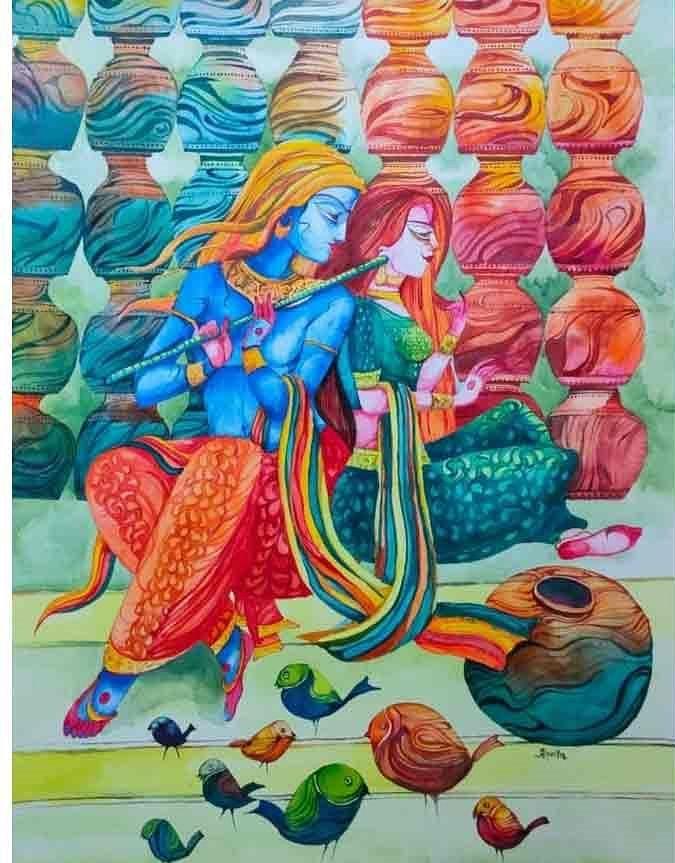 Artist: Ankita Banarjee