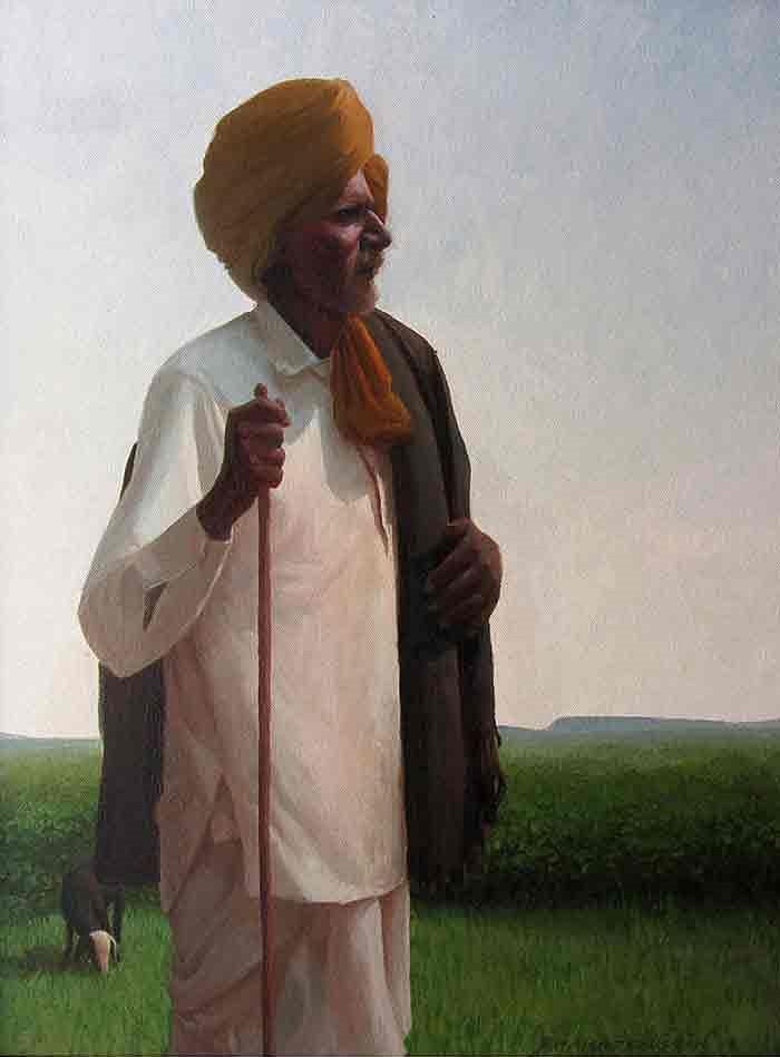 Artist: Bharathbhushan Mohan Hogade