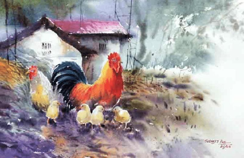 Artis: Subhajit Paul