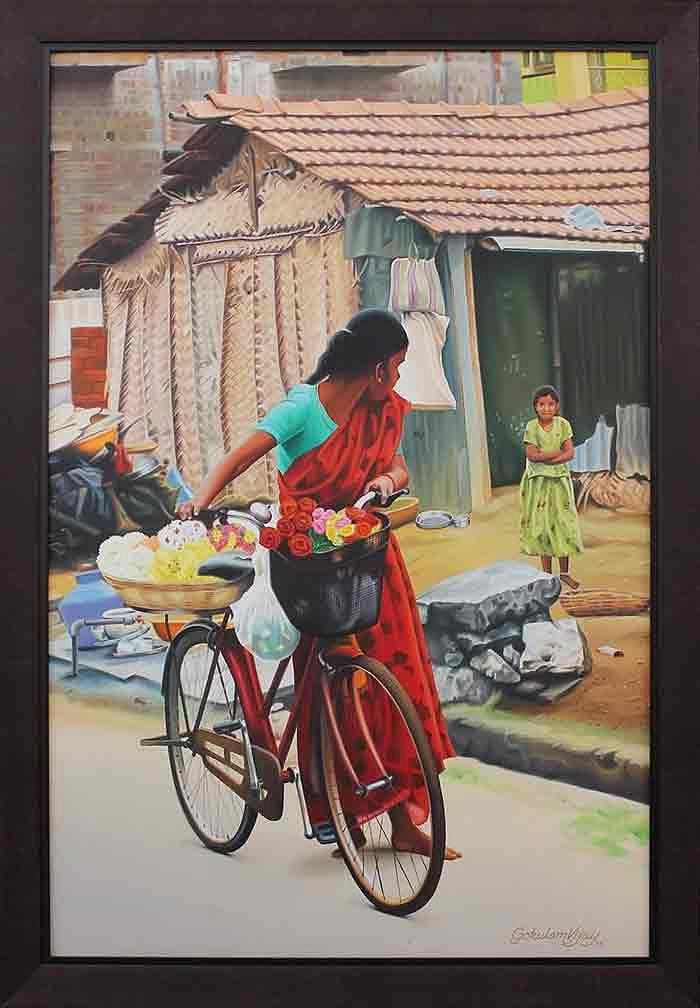 Artist: Gokulam Vijay