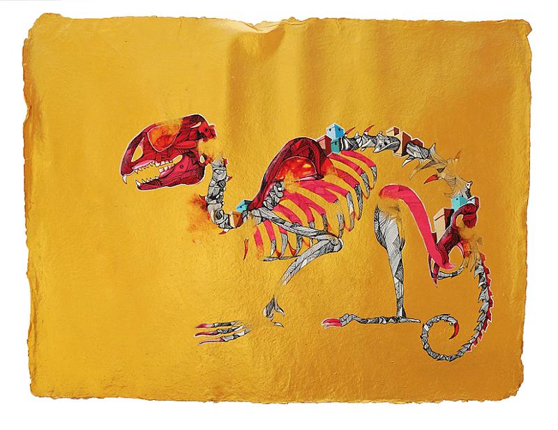 Urban Skeleton 5 by Abhijit Paul