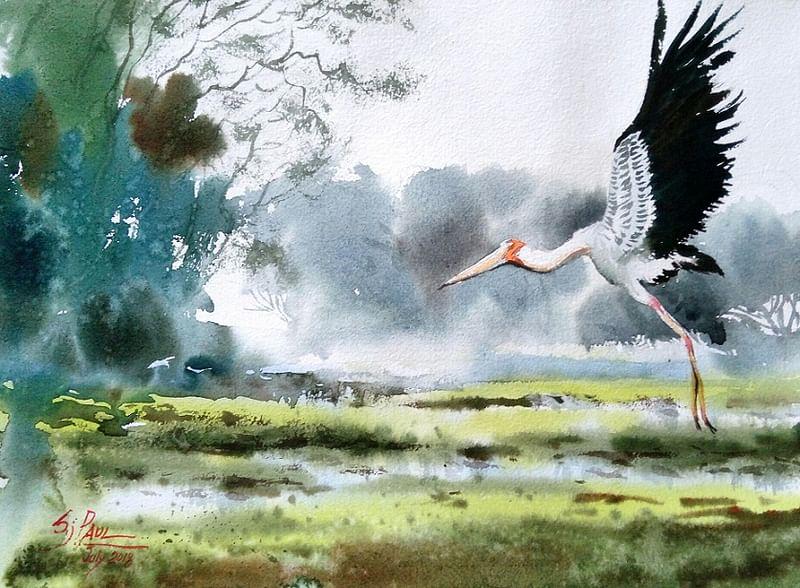 Artist: Subhajit Paul