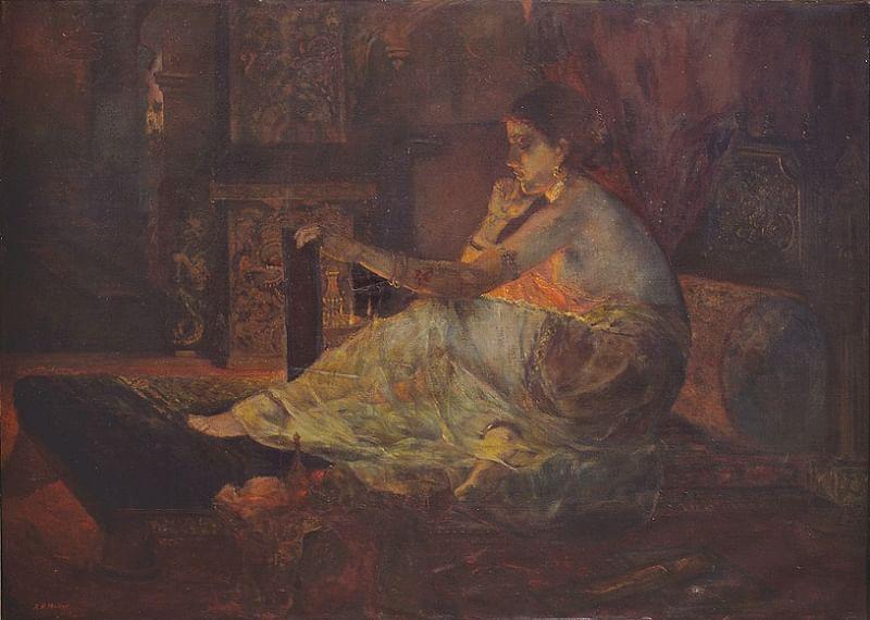 H. Muller (1878-1960) - Untitled