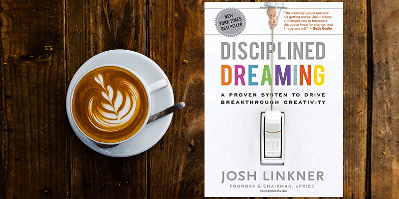 Disciplined dreaming: five organisational creativity tips for successful innovation
