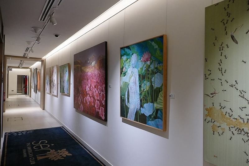 Pameran 'Discover the Undiscovered'