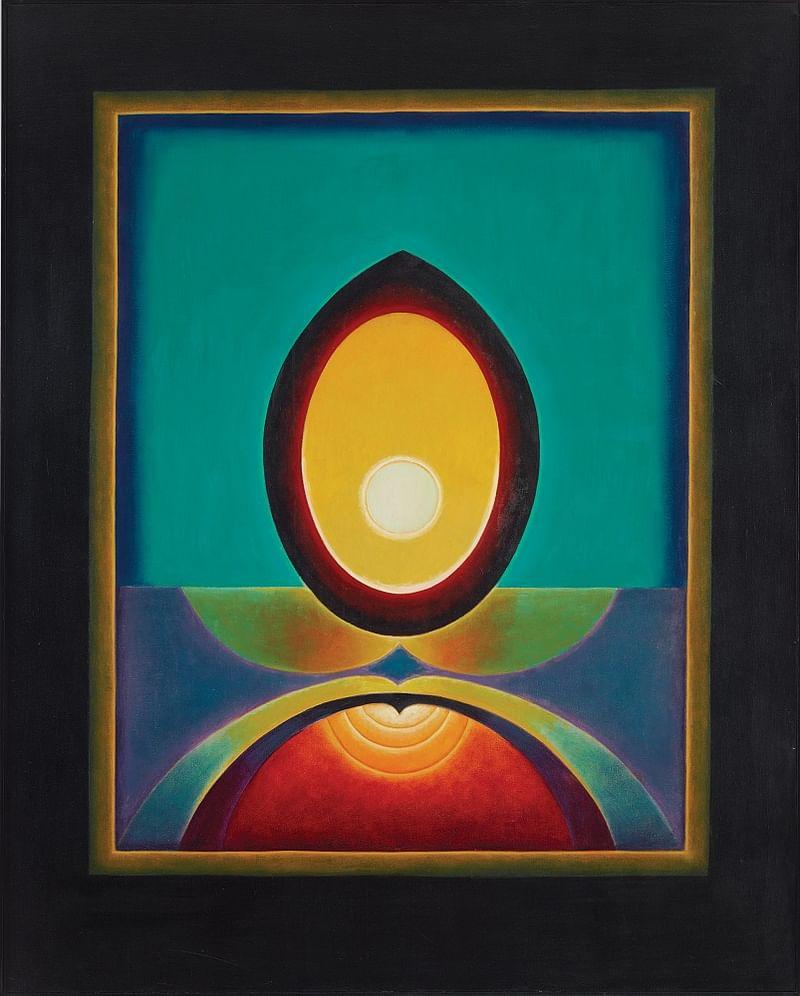 Untitled by G. R. Santosh
