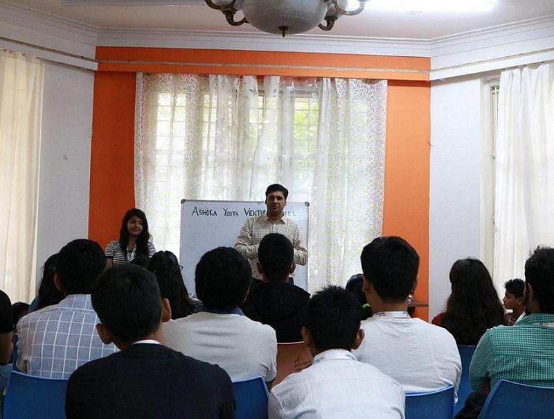 Yashveer Singh. Image credit: Ashoka Young Changemakers