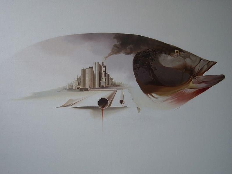 polution # 4 oleh Husin