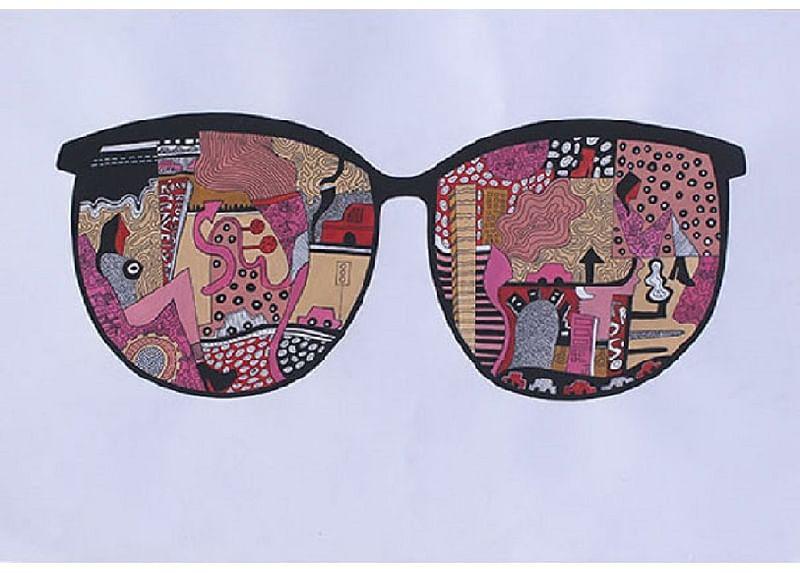 vision-2 oleh Shrea Ghosh