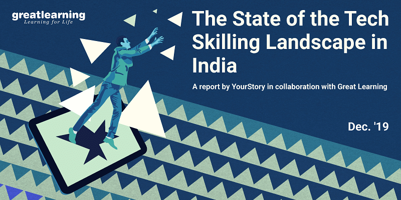 Here's what India's IT inc. wants: A report on the tech skilling landscape in India