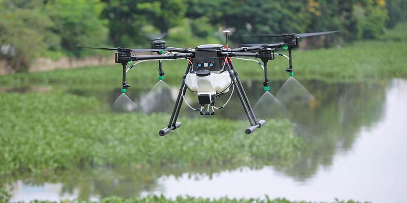 Marut Drones
