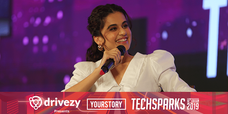 TechSparks 2019: Actor Taapsee Pannu on what it takes to be a self-made woman, similarities between Bollywood and entrepreneurship
