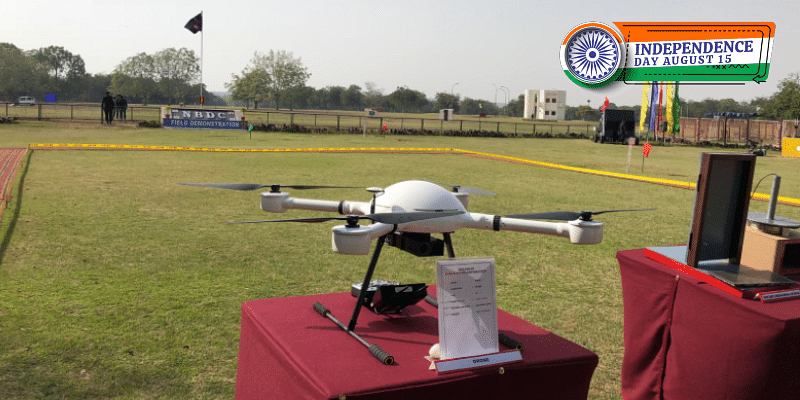 How this NASA aerospace engineer is now developing UAVs for India's Special Forces