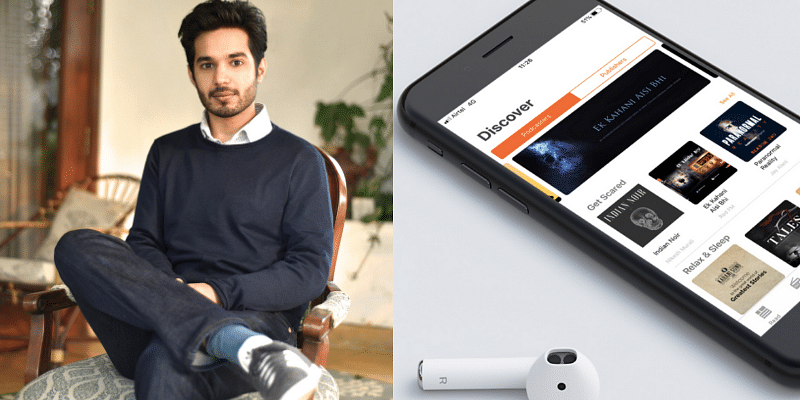 Tech 30: Meet Delhi-based founder of Hubhopper, one of India's largest podcast platforms