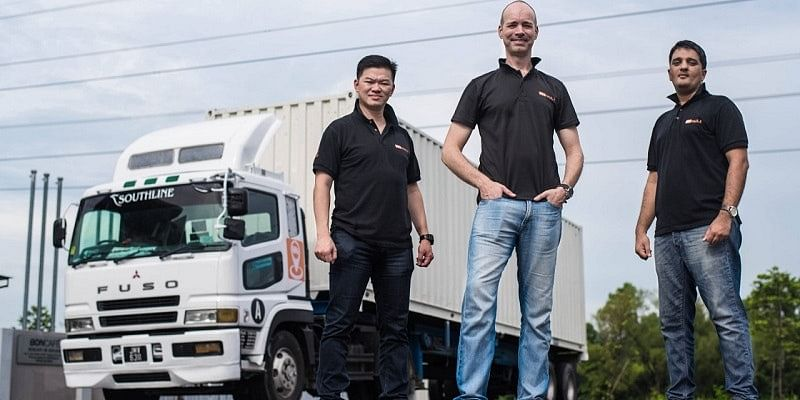 WATCH: Why Singapore-based logistics startup Ezyhaul is taking a U