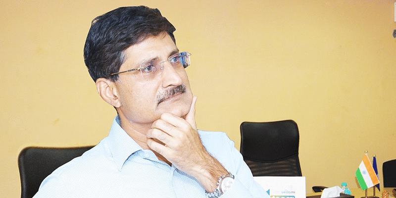 Dr Aniruddha Malpani, founder, Malpani Ventures
