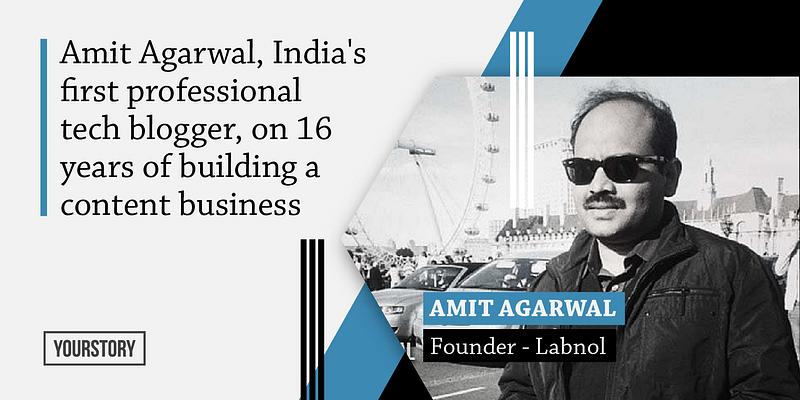 Amit Agarwal, Labnol