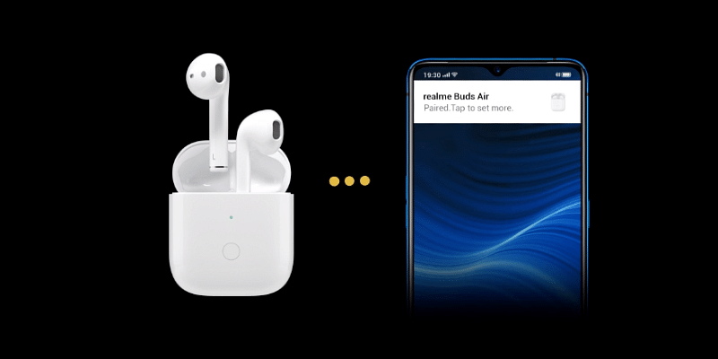 Designed Like Apple Airpods Realme Buds Air Is The Newest Truly Wireless Earbuds
