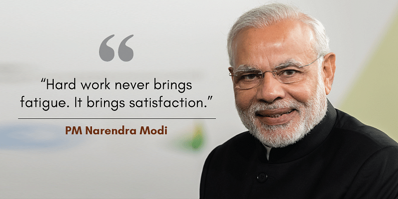 10 Inspirational Quotes From Pm Narendra Modi To Inspire The Youth Of India