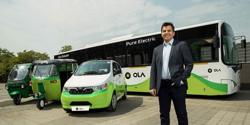 electric vehicles, SUN Mobility, Ola, Mahindra