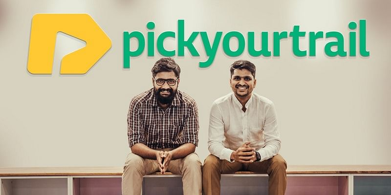 Pickyourtrail founders