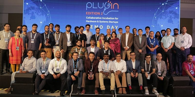 Plugin Edition 2 , hosted by Intel India, DST and SINE-IIT Bombay sees 11 hardware and systems startups showcase innovative solutions at the demo day