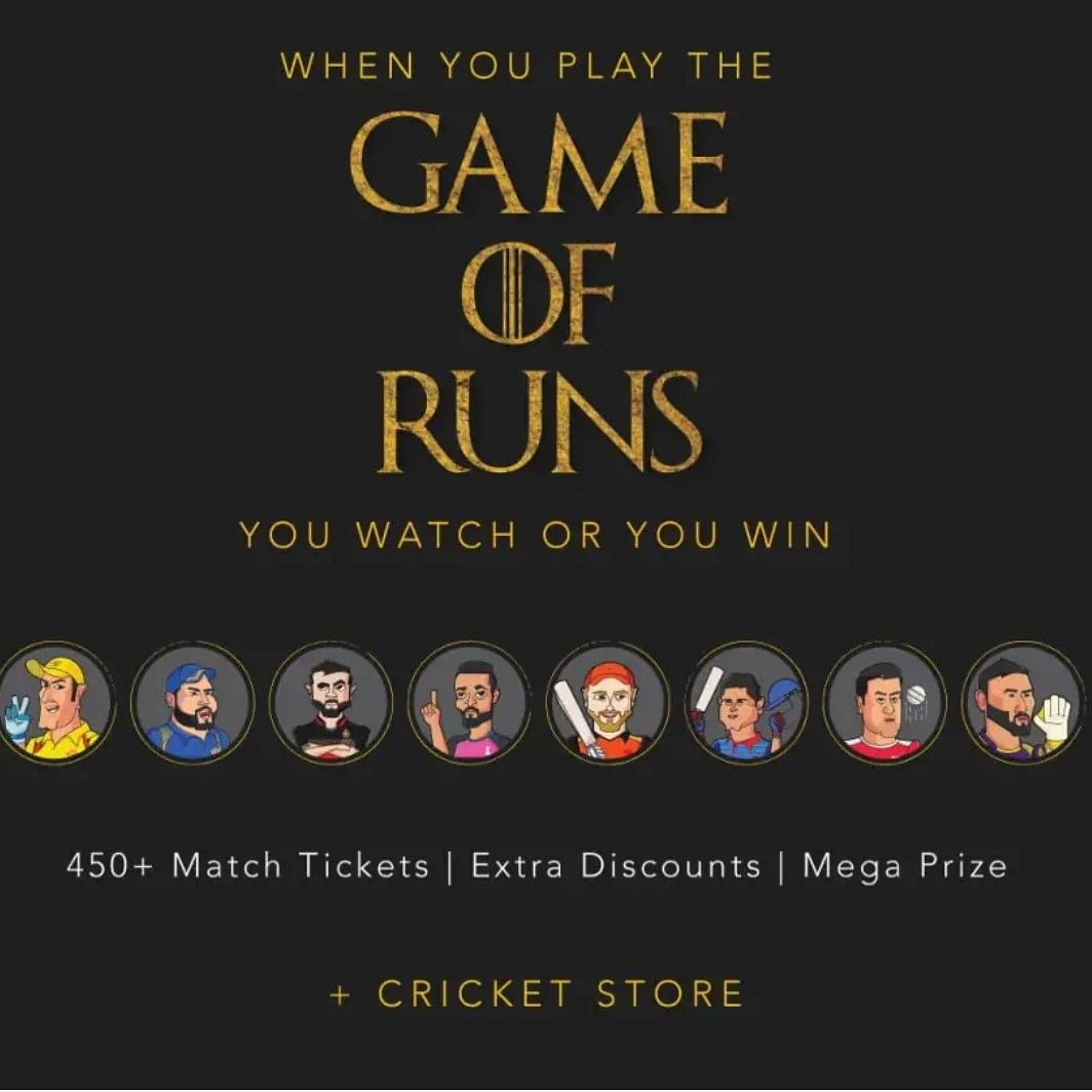 Myntra Game of Thrones