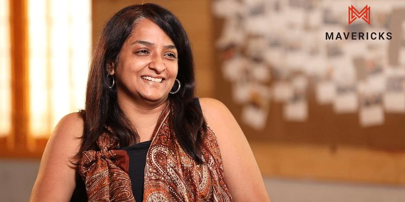Ashwini Asokan, Co-founder and CEO of Mad Street Den