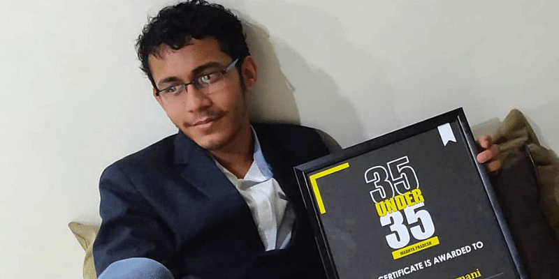 Student by day, entrepreneur by night: this 15-year-old is pulling a Superman in real life
