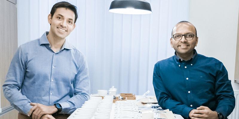 Shariq Ashraf and Bhuman Dani, Co-Founders, The Good Life Company