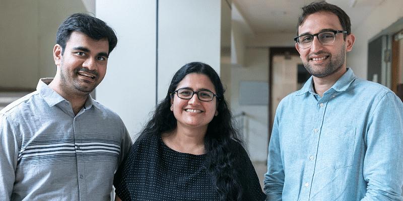 Pranav Maheshwari, Ankita Sheth, and Amit Damani, Co-Founders, Vista Rooms