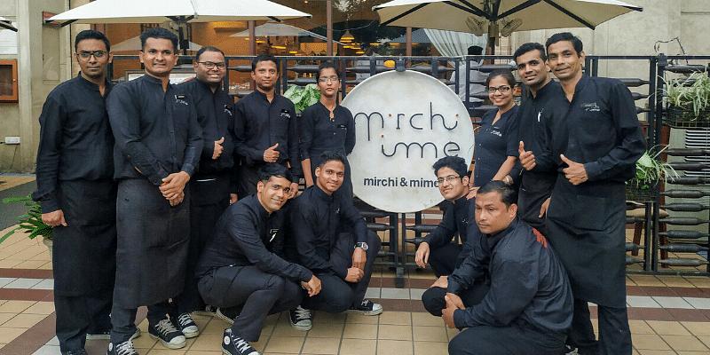 Squaremeal foods team