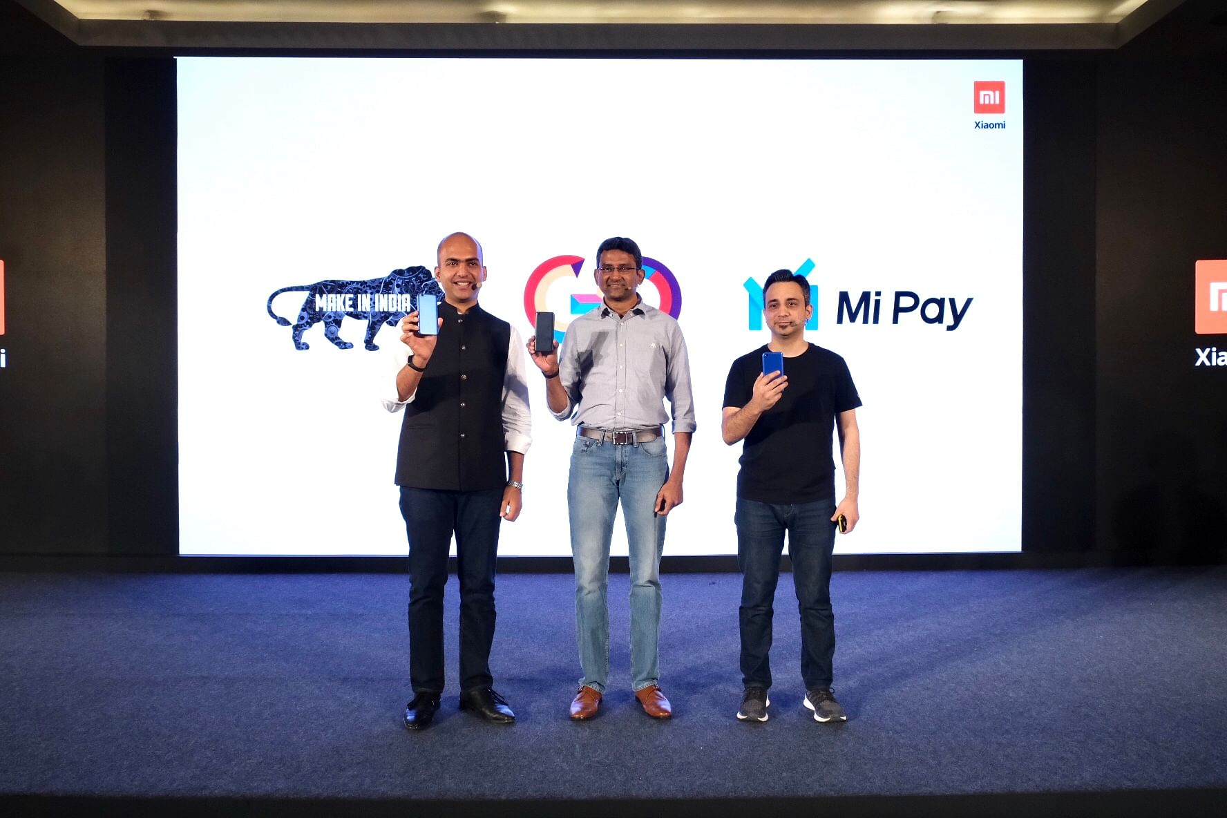 Xiaomi launches its UPI payments app, Mi Pay, in India
