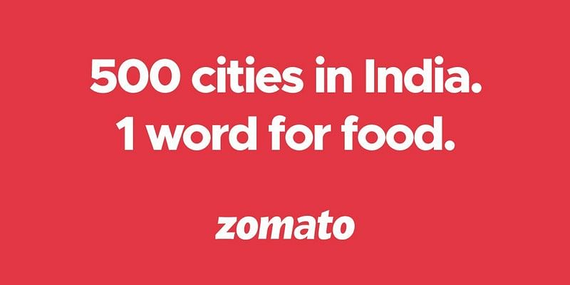 Zomato now delivers food in 500 cities in India, adding four