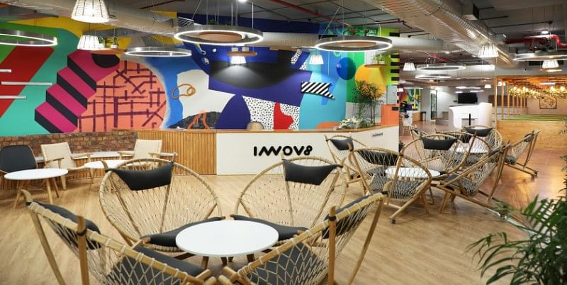 How Ritesh Malik is scaling Innov8 with an aim to make it the best coworking brand in India