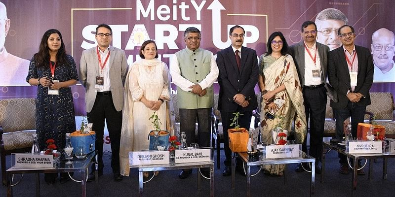 MeitY launches startup hub to further technology innovations in India