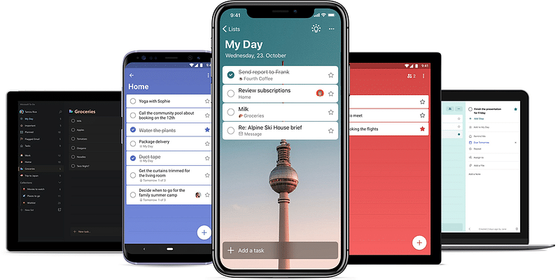 [App Fridays] Divvy up your To Do into daily and weekly goals with Microsoft's revamped task management app