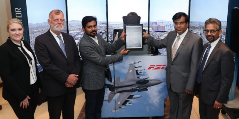 Lockheed Martin signs MoUs with Indian startups to boost