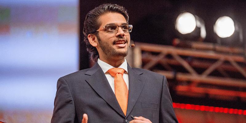 Lyric Jain, CEO, Logically