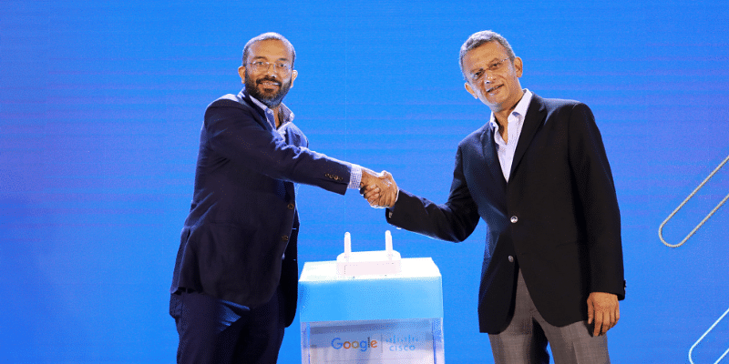 Cisco joins hands with Google to roll out high-speed public WiFi