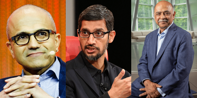 Meet 6 Indian-origin corporate leaders, who took up the CEO mantles at global tech giants