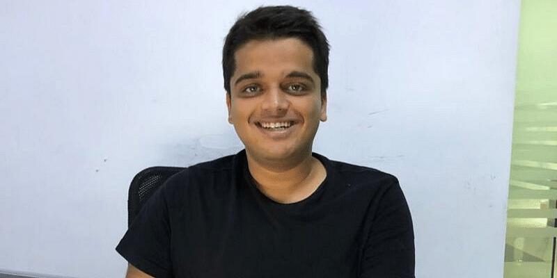 Samarth Sindhi, founder of Digi-Prex
