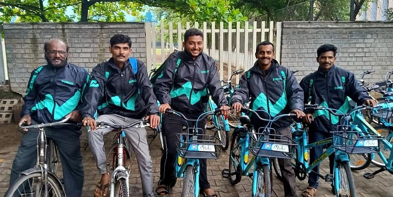 Dunzo introduces bicycle for delivery, welcomes new partners aboard