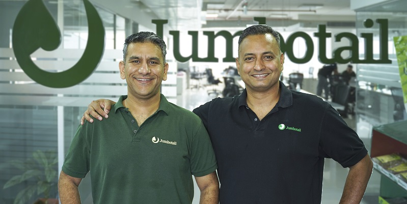 How Jumbotail co-founders are changing the way grocery is bought and sold in India