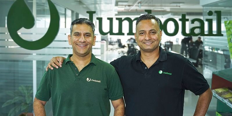 Jumbotail founders