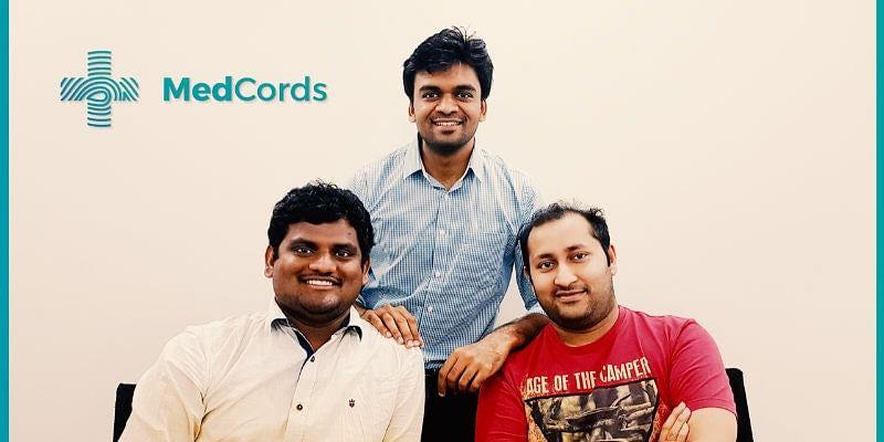 Nikhil Baheti, Saida Dhanavath, Shreyans Mehta, MedCords