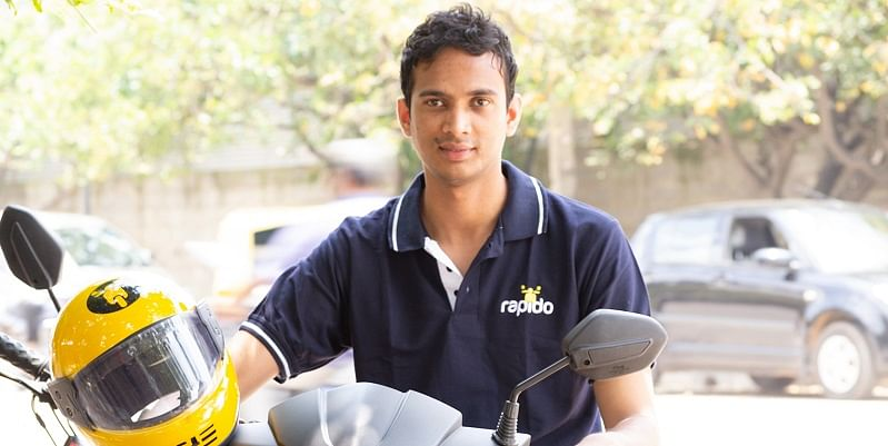 Pivot and Persist: How bike taxi startup Rapido reinvented itself with delivery services during COVID-19