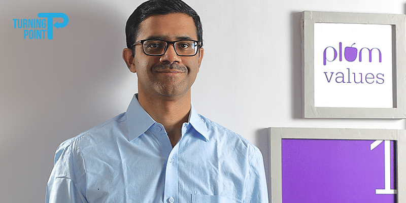 [The Turning Point] How this IIT Bombay alumnus decided to disrupt India's beauty market with his startup Plum