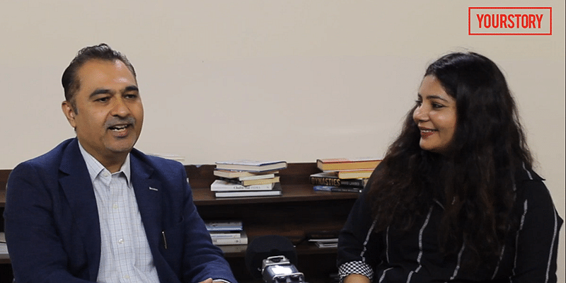 Avnish Sabharwal speaks to Shradha Sharma